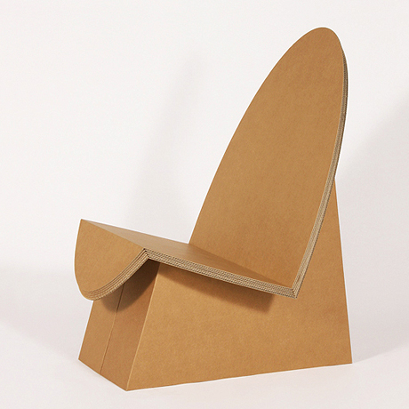 Design sessel karton die tollsten produkte des webs - Mobel aus pappe ...