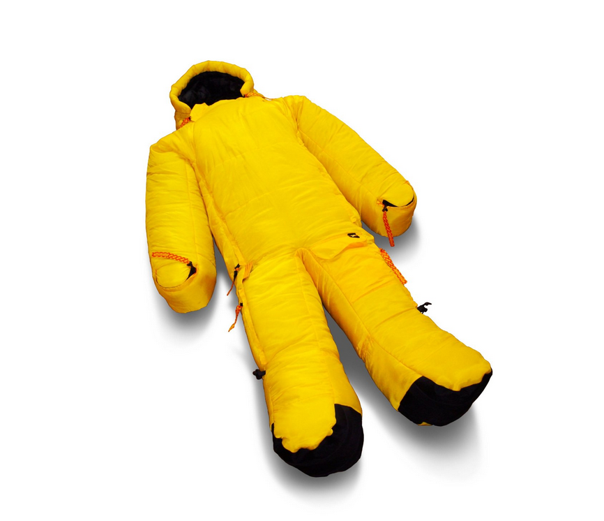 schlafsack anzug